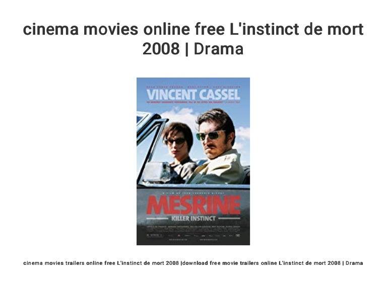 MORT LINSTINCT DE MESRINE TÉLÉCHARGER FILM