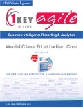 1KEY Agile BI Suite from MAIA Intelligence - A Complete end-to-end Reporting & Analytics Solution