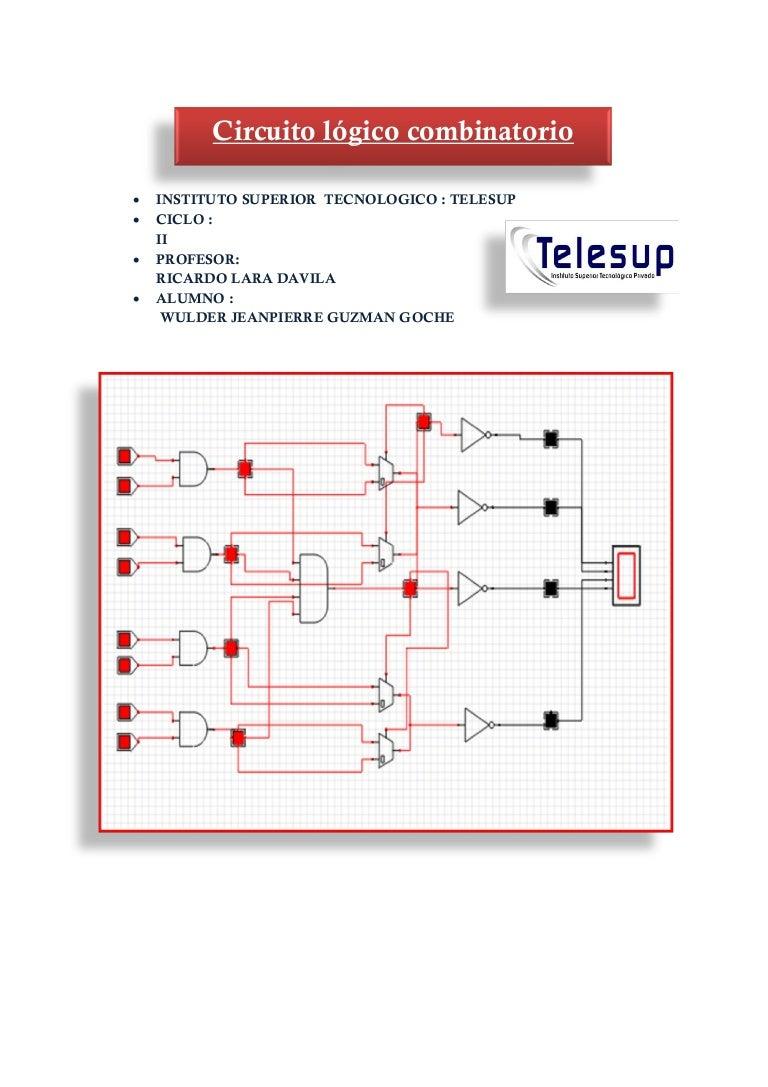 Circuito Logico : Ejercicios de circuitos digitales ppt descargar