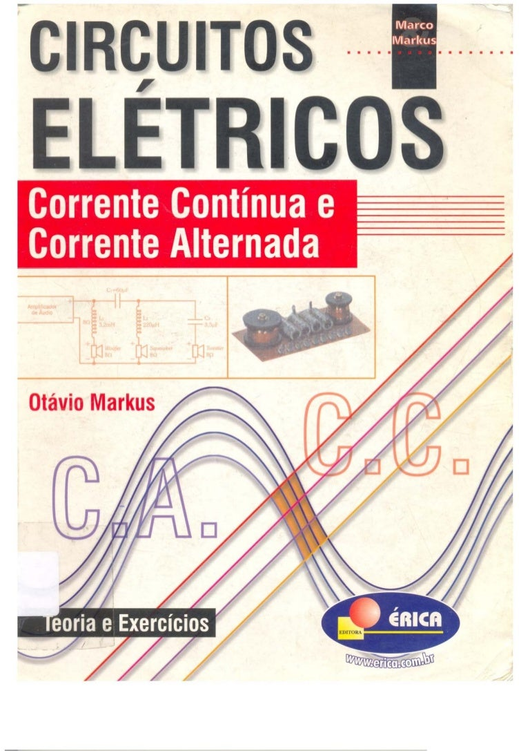 Circuito Eletricos : Circuitos elétricos corrente contínua e corrente alternada marco u