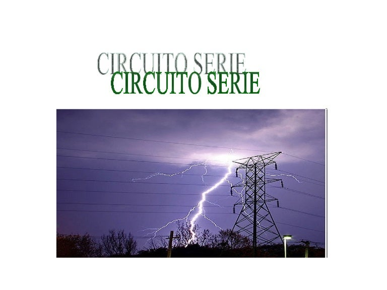 Circuito Serie : Circuito serie paralelo