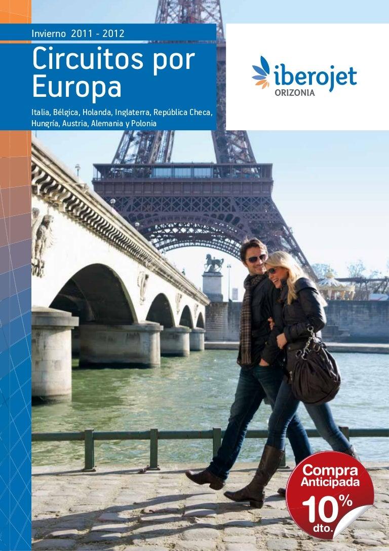 Circuito Holanda : Catálogo iberojet circuitos por europa