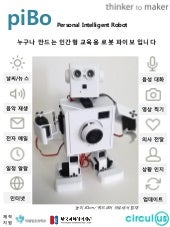 piBo (Personal Intelligent roBOt)