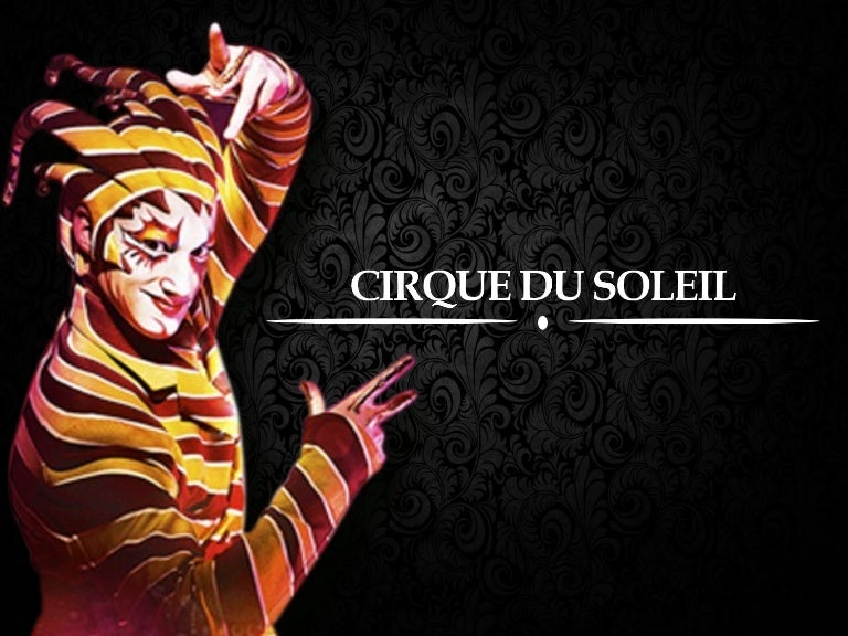 case study cirque du soleil Download full-text at   this case analysis is on  cirque du soleil case study from danielle savoie's point of.