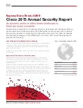 2015 Annual Security Report - Data Sheet