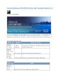 Cisco Activities at OFC/NFOEC 2014, San Francisco: March 9-13