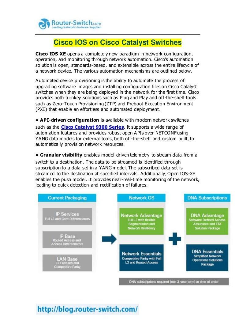 Cisco 3850 Vxlan Configuration