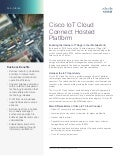 Cisco IoT Cloud Connect Hosted Platform