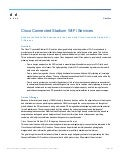 Cisco StadiumVision Mobile Wi-Fi Services (Data Sheet)