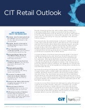 CIT Retail Outlook