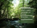 WWF's Initiative - Cities for Forest
