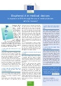 Bisphenol A in medical devices