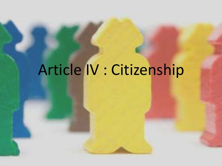 natural born citizen definition
