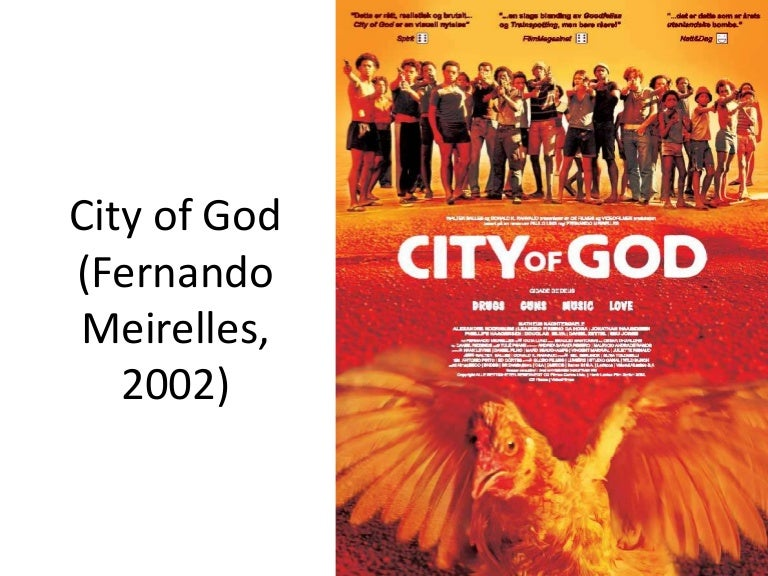 city of god general points on themes