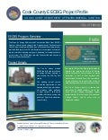 Cook County/City of Harvey EECBG Project Profile