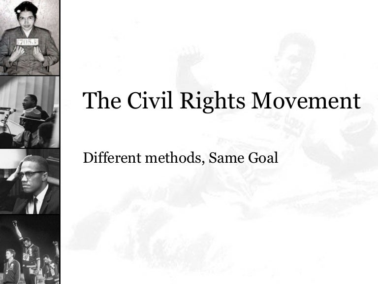 a history of the civil rights movement in the united states Civil rights movement in the united states, political, legal, and social struggle by black americans to gain full citizenship rights and to achieve racial.