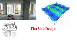 Civil structural engineering - Flat slab design