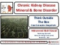 CKD MBD - Think Outside The Box - Case Scenarios Snapshots