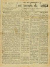 Commercio da Louzã n.º 13 – 29.06.1909