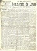 Commercio da Louzã n.º 16 – 24.07.1909