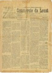 Commercio da Louzã n.º 17 – 01.08.1909