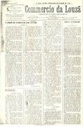 Commercio da Louzã n.º 20 – 26.08.1909