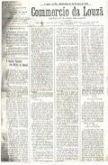 Commercio da Louzã n.º 26 – 21.10.1909