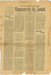 Commercio da Louzã n.º 29 – 15.11.1909