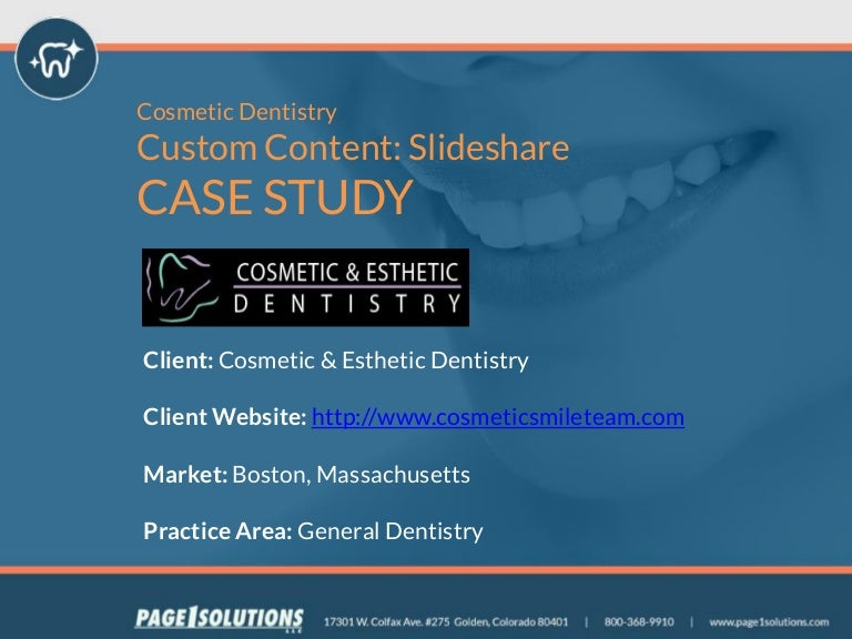 Custom case studies