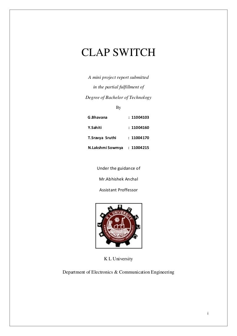 Clap Switch Simple Light Activated Circuit Making Easy Circuits Clapswitch 121231053723 Phpapp02 Thumbnail 4cb1356932298