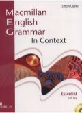 Clarke, simon   english grammar in context essential