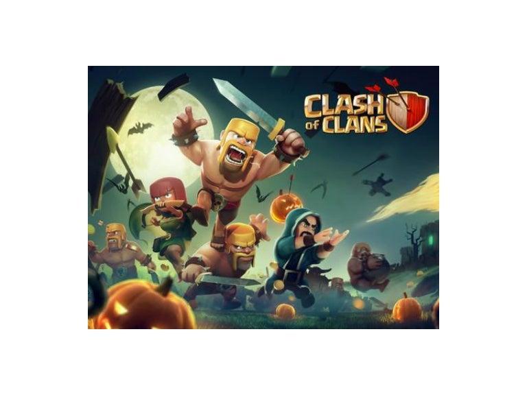 Clash of clans .pdf
