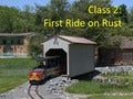 First Ride on Rust