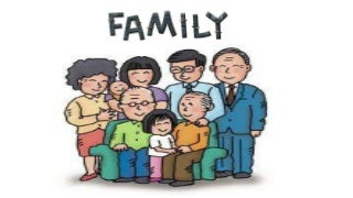 The Family: Characteristics and types