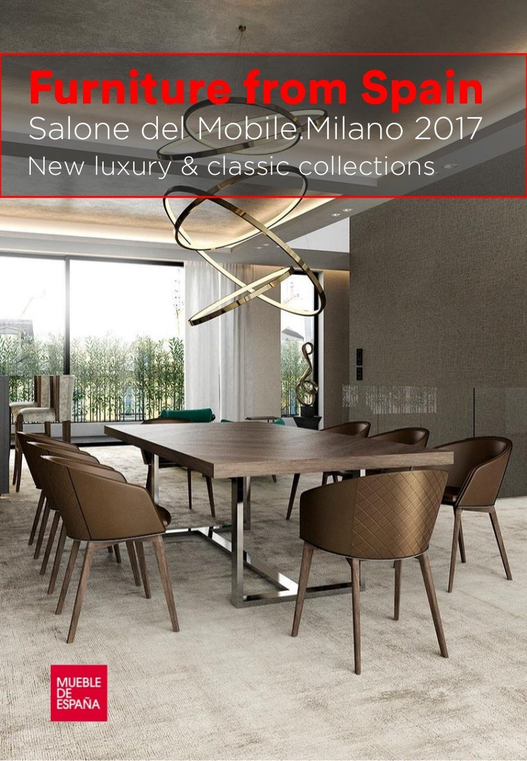 Salone Del Mobile Milano 2017 New Luxury Classic Collections # Muebles Why Not New