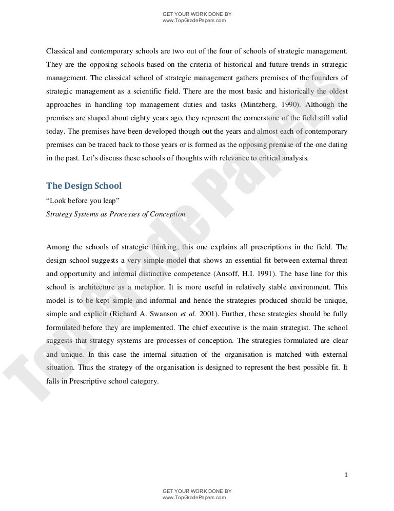 classical and contemporary schools academic assignment essay  classical and contemporary schools academic assignment essay