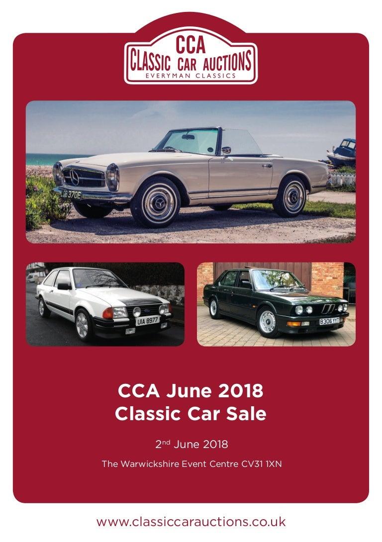 Classic Car Auctions June 2018 Sale 2nd 1991 500sl Mercedes Benz Timing Belt