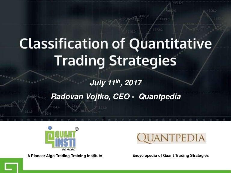 [PDF] Quantitative Trading: How to Build Your Own Algorithmic Trading Business   Semantic Scholar