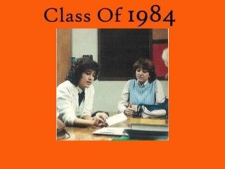 Memories from SMNW Class of 1984
