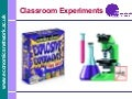Classroom Experiments for Economics