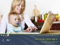 Clicks and Cravings: Social Media & Moms