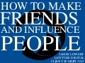 James Lowery, Latitude Client Summit 2013: How to Make Friends and Influence People