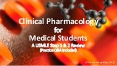Clinical Pharmacology for Medical Students_USMLE Step 1 & 2 Review