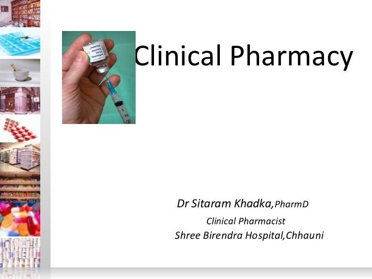 clinical pharmacy, Presentation templates