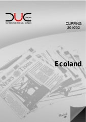 Clipping Ecoland 2010/02