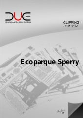 Clipping Ecoparque Sperry   2010-02