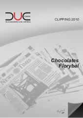 Clipping Chocolates Florybal 2010