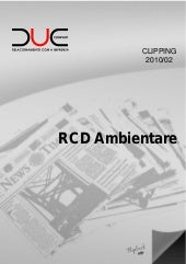 Clipping RCD Ambientare 2010 02
