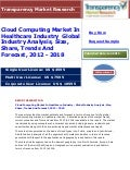 Cloud Computing Market In Healthcare Industry - Global Industry Analysis, Size, Share, Trends And   Forecast, 2012 - 2018