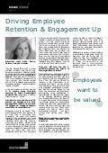Driving Employee Retention & Engagement Up-Aleta Norris, Living As A Leader